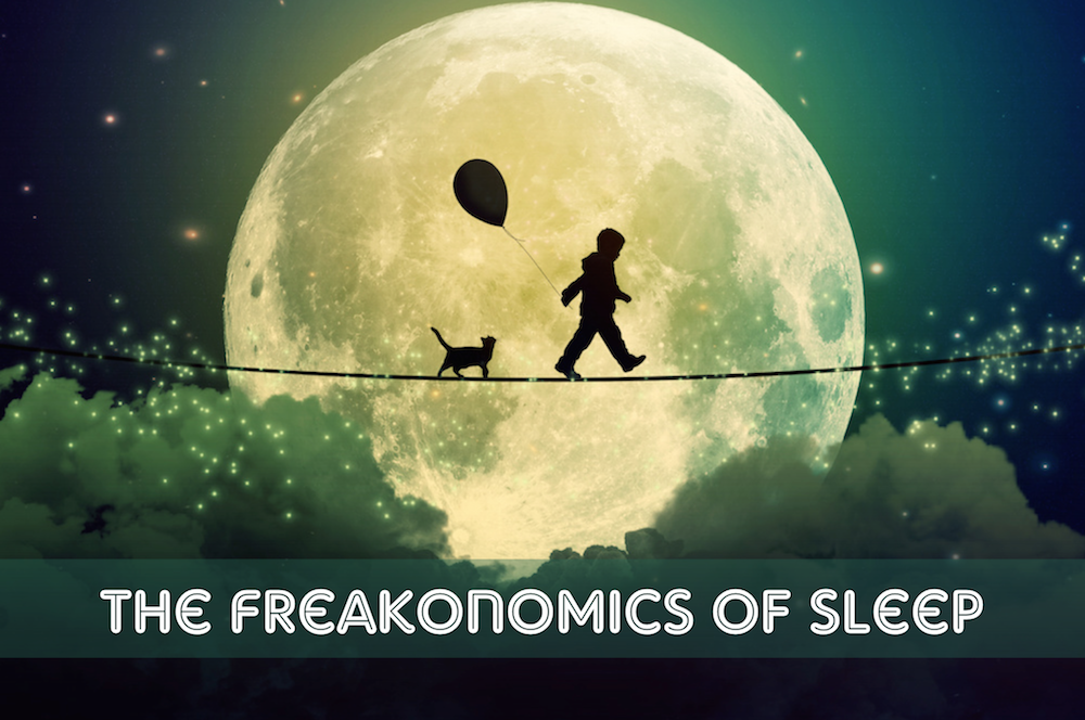 Freakonomics of Sleep 2