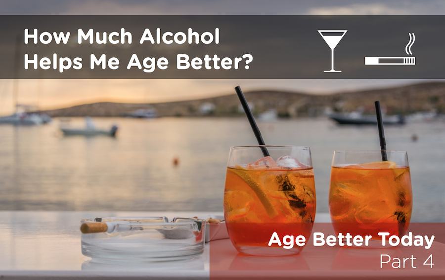 Alcohol and Smoking on Aging