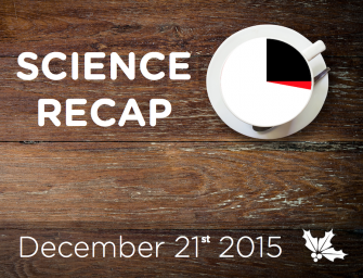 Science Recap: Fructose, Fitbits, Antibiotics and the Microbiota, and More