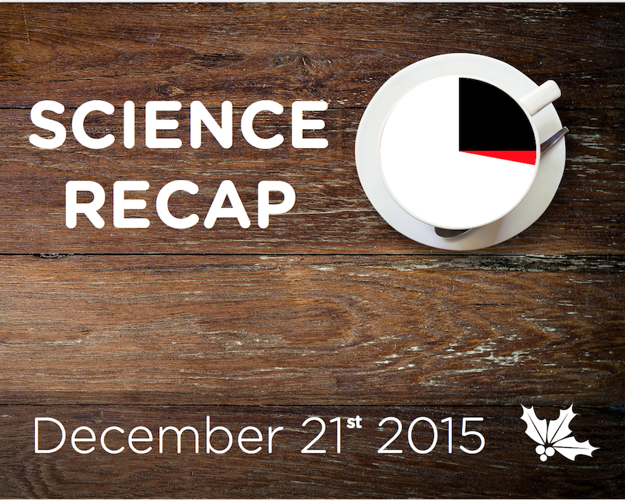 Science Recap – Dan's Plan