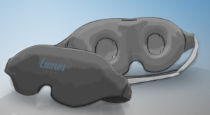 LumosTech sleep mask