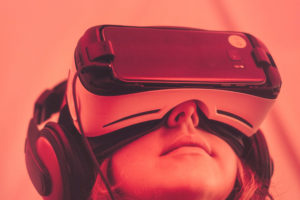 Deeper Sleep and Faster Sleep Onset with Virtual Reality and Neurostimulation?